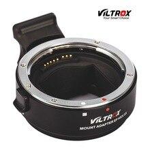 Viltrox EF-NEX III Автофокусом Объектив Адаптер для Canon EOS EF EF-S объектив для Sony E NEX Полный Кадр A7 A7R A6000 A7SII A6300 NEX-7