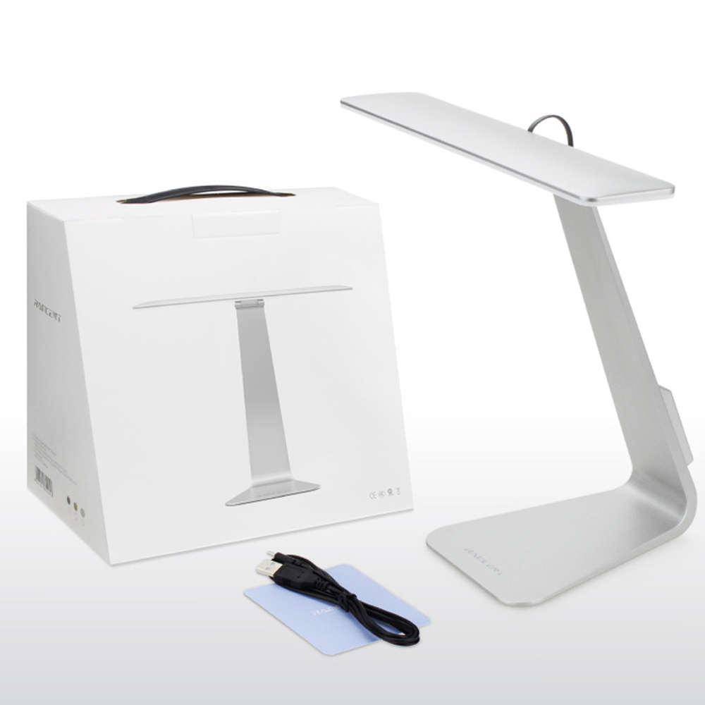 Lampada Protezione degli occhi Scrivania Lampada Dormitorio Lampada Da Tavolo 5mm Ultra-Sottile nuovo Regalo Creativo USB Led di Ricarica USB DC 5 V Carica lettura