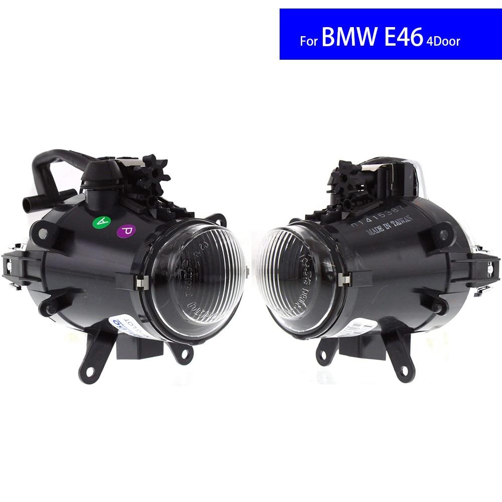 Fog Lamp Light Left or Right Side For BMW E46 320i 330i 325i 63176911007