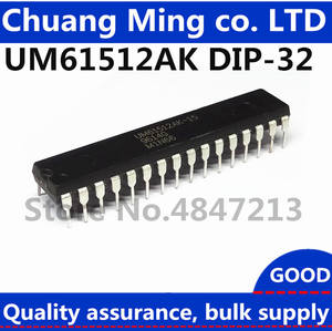 UM61512AK-15 UM61512AK-20 UM61512AK UM61512 DIP-32 In stock, in large supply