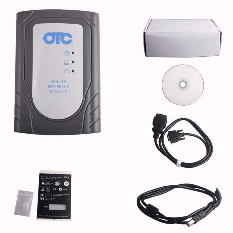 2017 NEW GTS tis 3 OTC scanner Professional FOR Toyota IT3 Global Techstream GTS OTC VIM OBD Scanner 4