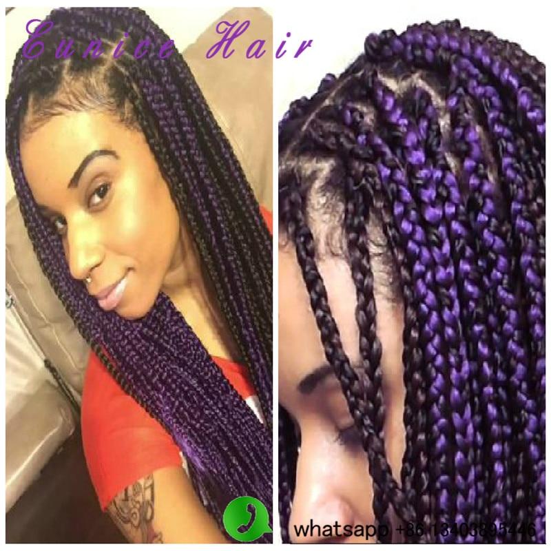 Best Crochet Box Braids : ... crochet twiat braiding extension best quality 3x box braids cute braid