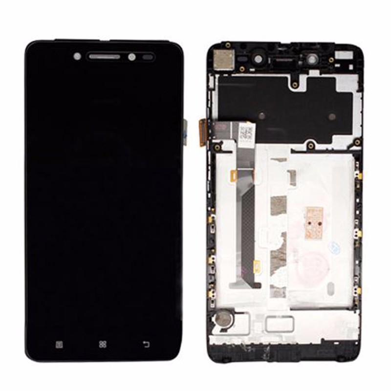 Original For Lenovo S90 LCD Display Touch Screen Digitizer Assembly With Frame S90-T S90-U S90-A free shipping compatible lcd for lenovo s90 lcd display touch screen digitizer panel assembly with frame replacement s90 t s90 u s90 a tools