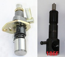 Free shipping 186F injection pump and nozzle together sell suit for kipor kama diesel engine