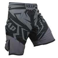VSZAP pantalones cortos de lucha de boxeo MMA Shorts para hombres MMA Muay Thai pantalones cortos bañadores Grappling Sanda pantalones de kickboxing Boxe