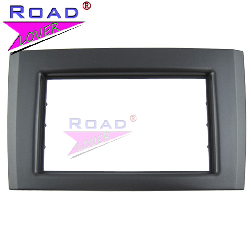 TOPNAVI Double <font><b>DIN</b></font> Car Frame Panel for <font><b>VOLVO</b></font> XC90 <font><b>Adapter</b></font> CD Trim Panel Stereo Interface Dash Radio Fascia In Dash Mount Kit image