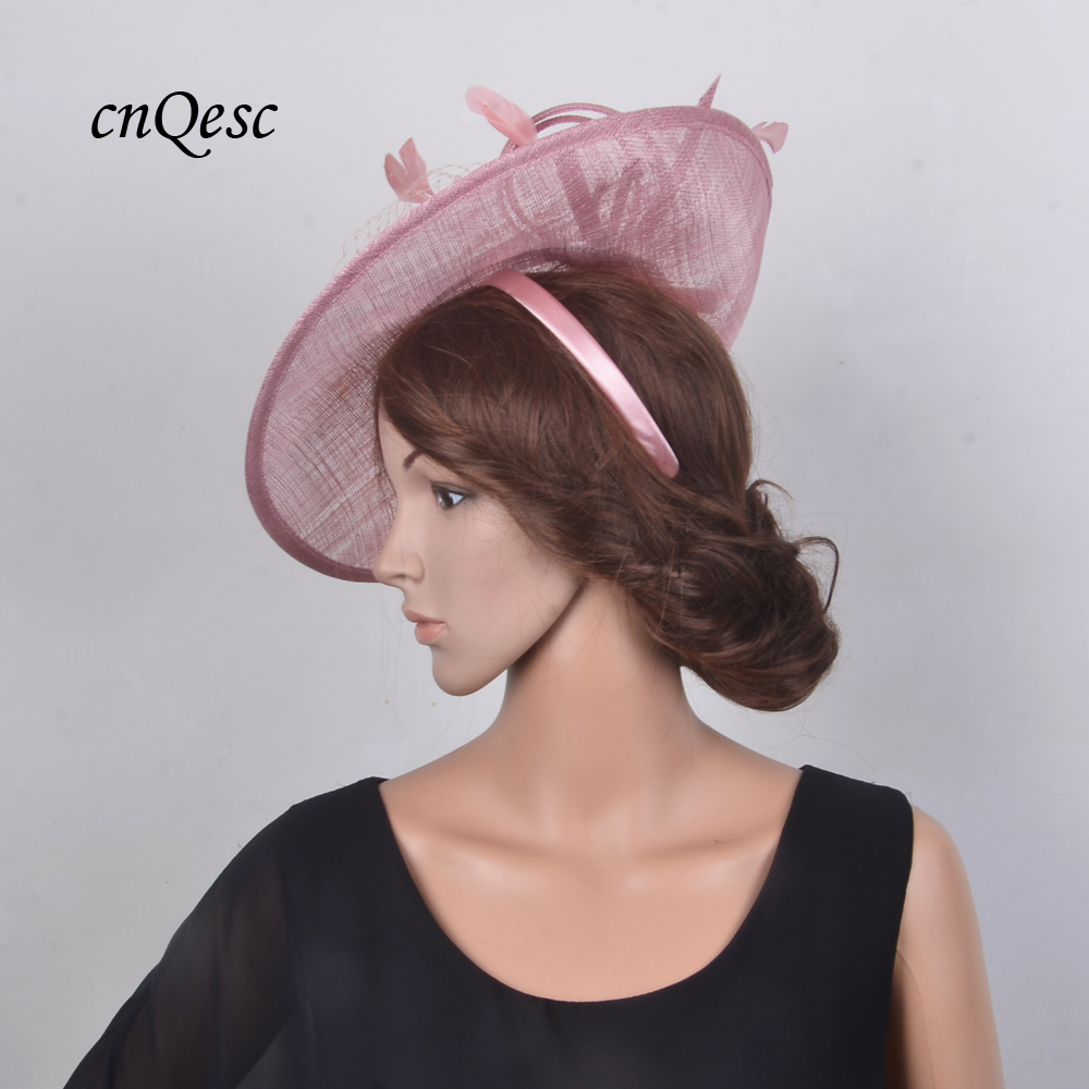 888b1e1a6741f NEW BIG Sinamay Fascinator Hat Kentucky derby Hat wedding Hat.diameter 35cm.FREE  SHIPPING-in Women s Hair Accessories from Apparel Accessories on ...