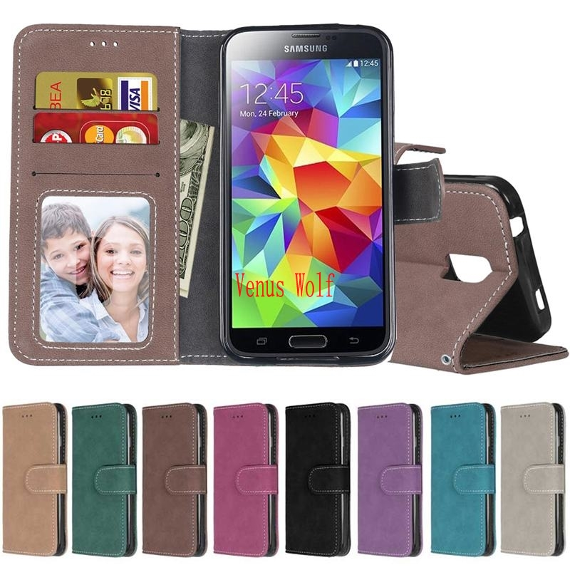 For Samsung Galaxy S5 S5neo S5 neo Case Flip Phone Cases for Samsung Galaxy S5 cover Leather Case Frosted Card Holder fundasFor Samsung Galaxy S5 S5neo S5 neo Case Flip Phone Cases for Samsung Galaxy S5 cover Leather Case Frosted Card Holder fundas