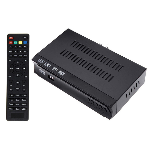 Free To Air DVB-S2 DVB-S MPEG-4 Digital Satellite Receiver Support USB Video Capture Recording EPG Playback FTA Only Auto Blind