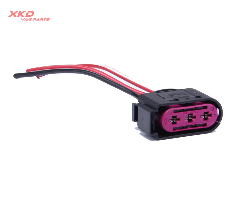 hight resolution of fuse box connector 3 pin plug fit for vw beetle bora jetta golf mk4 audi a3