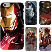 Iron Man Ironman For Xiaomi Mi3 Mi4 Mi4C Mi4i Mi5 Mi 5S 5X 6