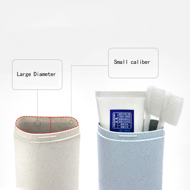 Image 4 - Portable travel toothbrush box tooth wash storage-in Storage Boxes & Bins from Home & Garden