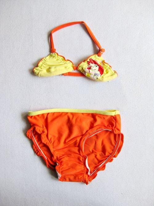 4322a59121 wholesale branded girls mermaid princess bikini swimwear kids cartoon bikini  swimsuit free shipping-in Kids Costumes   Accessories from Novelty    Special ...