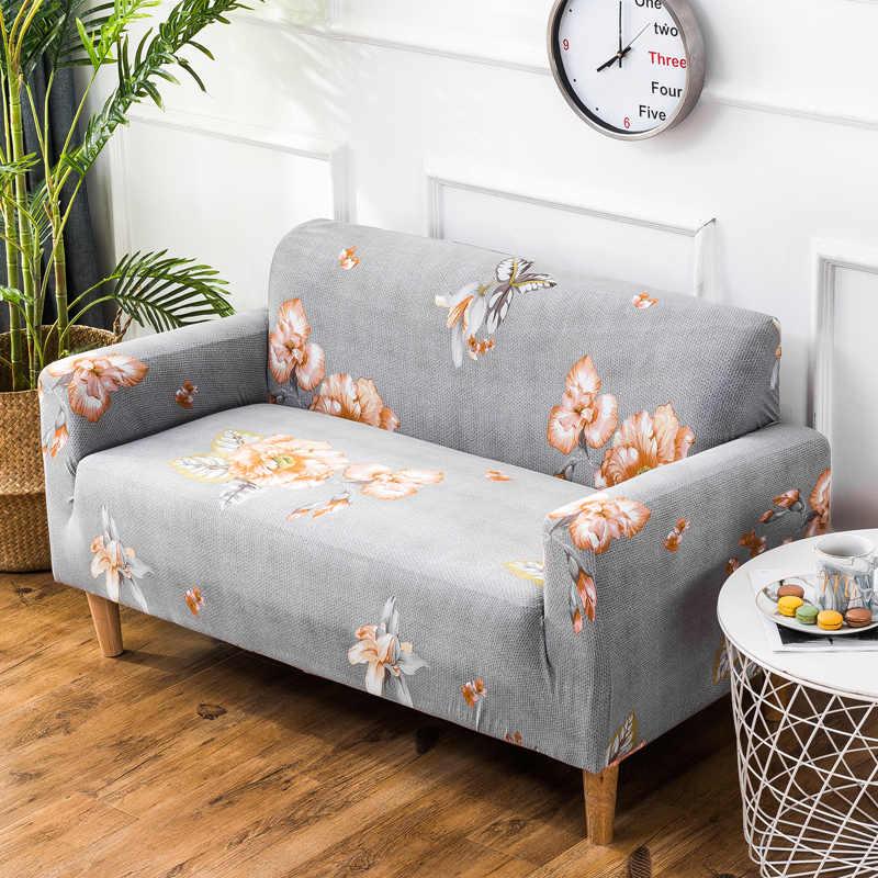Богемный стиль эластичный стрейч Универсальный диван Чехлы секционная наволочка угловая крышка Чехлы для мебели кресла домашний декор