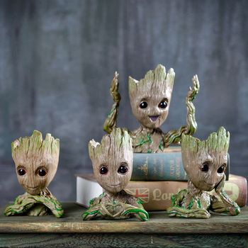 Kid Groot Flower Pot Planter (8 Designs) 1