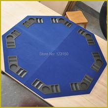 ET-01 складной настольный казино, четыре сложения, для техасской игры Холдем