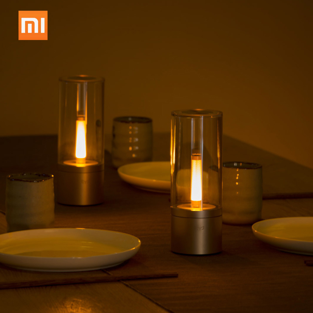 Original Xiaomi YEELIGHT Candela Smart Control LED Night Light Atmosphere Light for Mi Home App Xiaomi