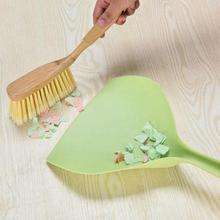 Mini Desktop Sweep Cleaning Brush Small Broom Dustpan Set