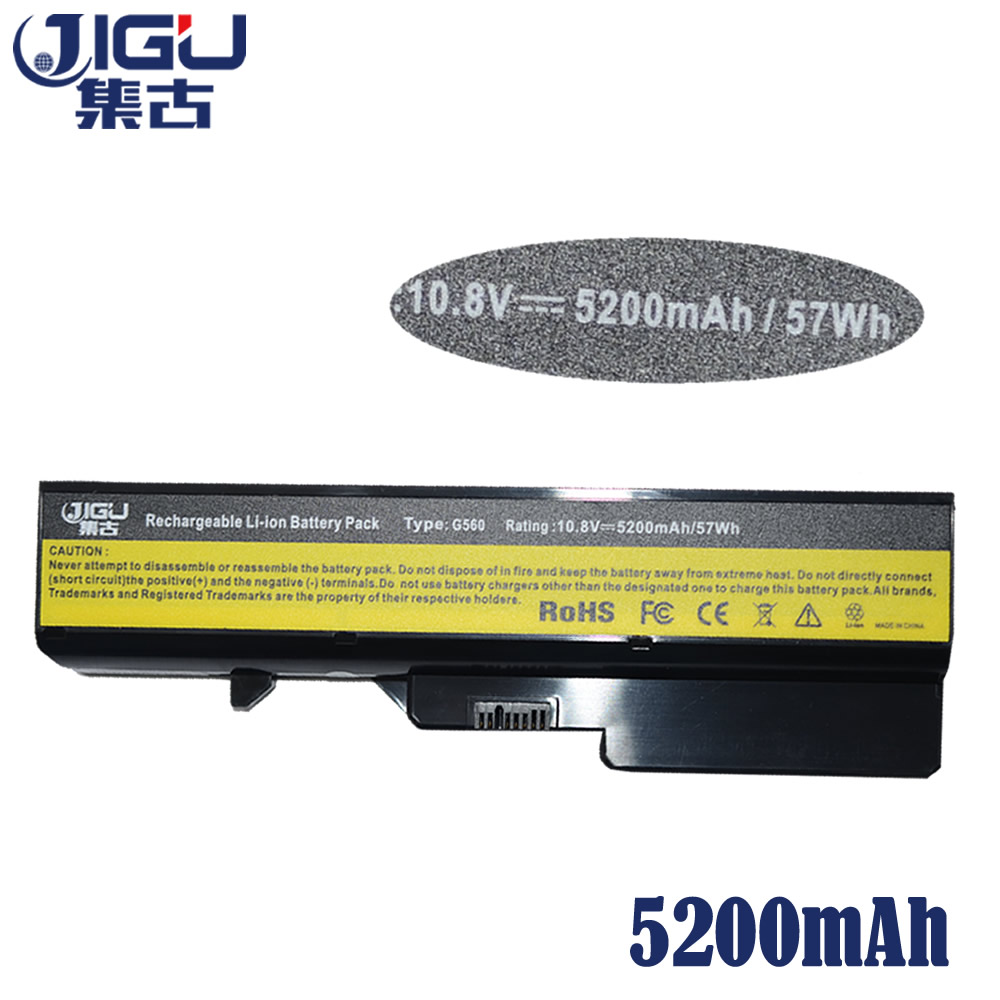 Image 5 - JIGU Laptop Battery L09M6Y02 L10M6F21 L09S6Y02 L09L6Y02 For Lenovo G460 G465 G470 G475 G560 G565 G570 G575 G770 Z460-in Laptop Batteries from Computer & Office