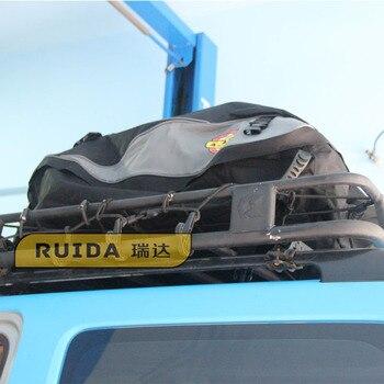 Saco para Suzuki Jimny Telhado Rack de Bagagem telhado Bagagem Teto Do Carro