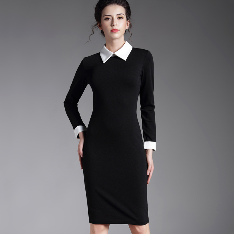 Elegant   Women Fashion  Women39s Fashion Business Casual SkirtsDresses