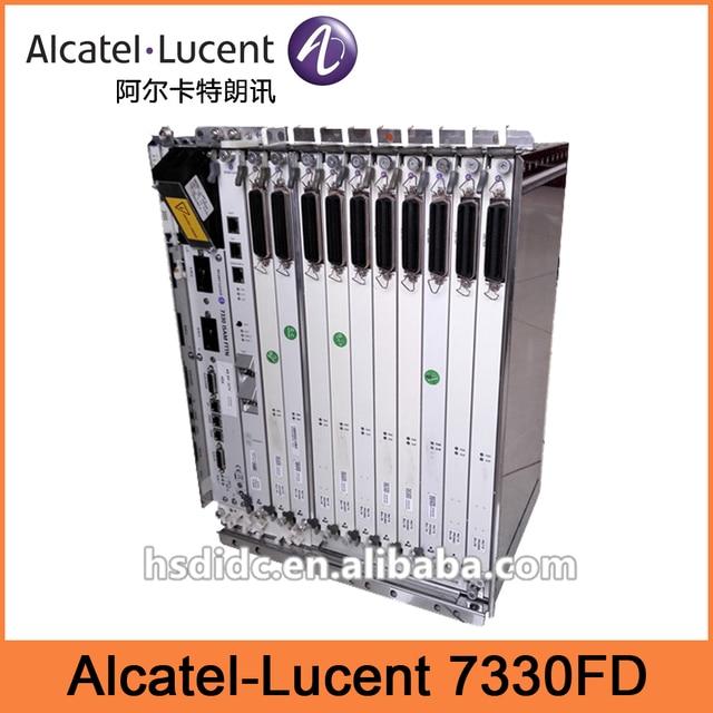 Large Stock Brand New 7330 Olt Alcatel Lucent In Fiber Optic