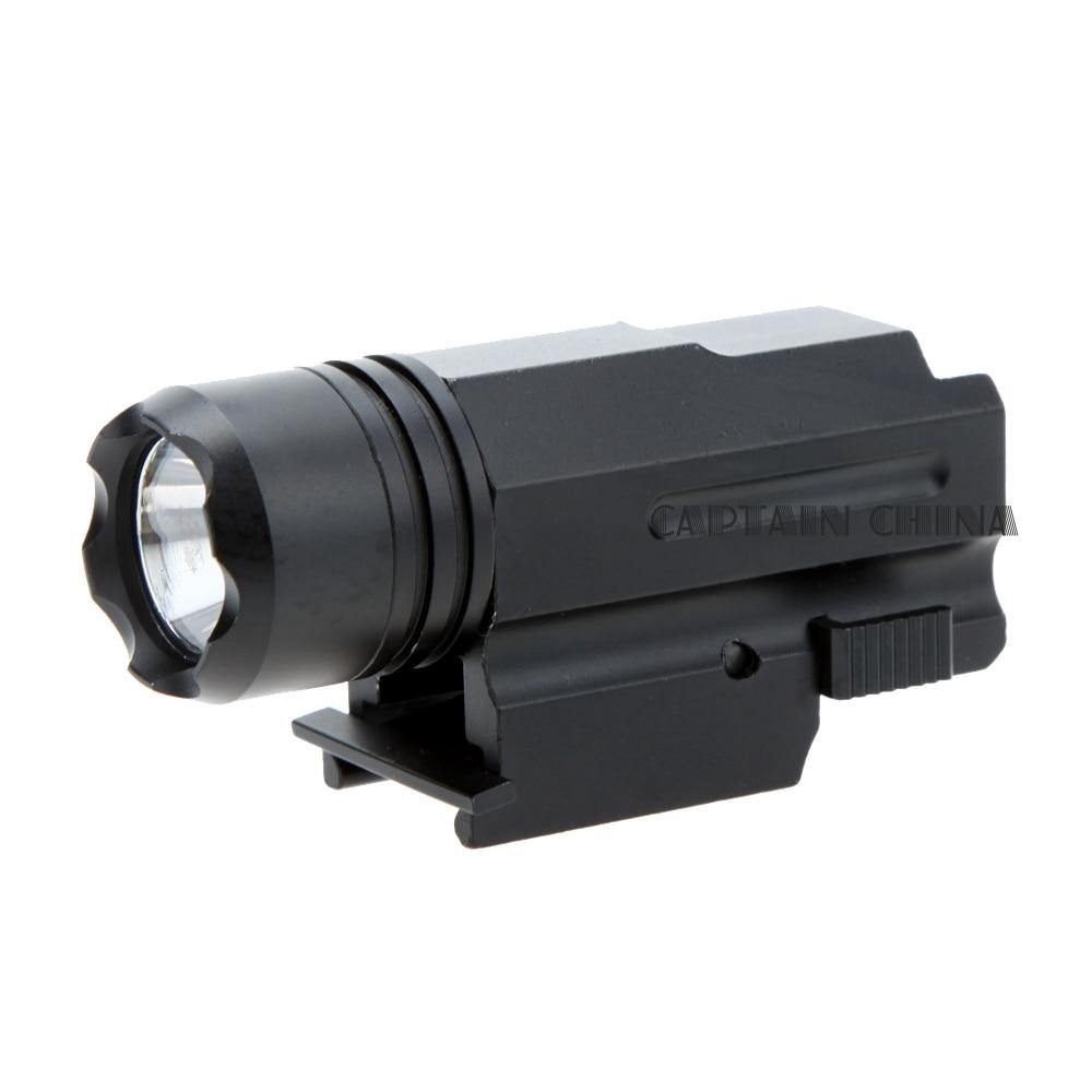 Tactische Hunting Gun licht LED Shotgun Rifle Glock Gun Flash Light - Jacht - Foto 5