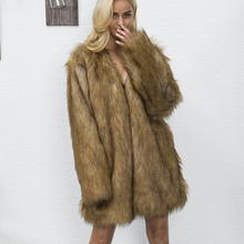 Warm Autumn and Winter New Fur Coat MT0825