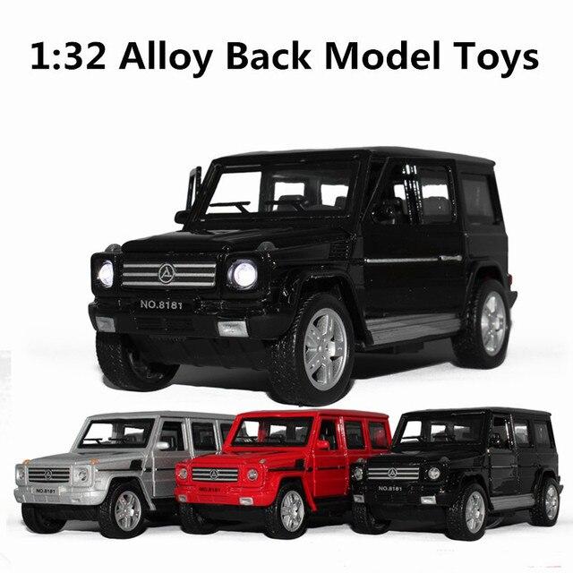 Горячая продажа 1:32G ВНЕДОРОЖНИК модели сплава модель образования детей игрушки вытяните назад автомобиль, бесплатная доставка