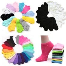 3/5pair Women Ankle Socks Brand Quality Cotton Blends Summer Mesh Thin Boat Socks for Ladies Girls Female Short Socks Meias