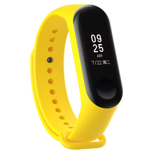 Sport Colorful Silicone Wrist Strap for Smart Watch
