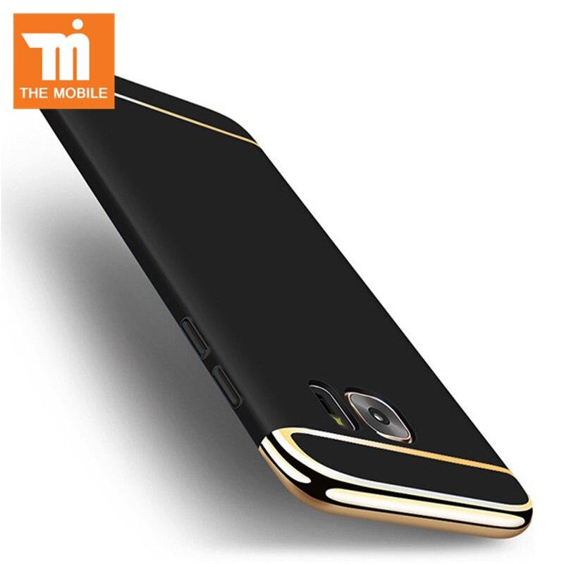 Para Samsung Cubierta Borde de Nuevo Caso Para Samsung Galaxy S7 S7 Edge Electro