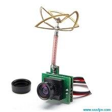 5.8G 48CH 25MW VTX 1000TVL FPV Camera Built-in Transmitter For FPV RC Mini Quadcopter Indoor