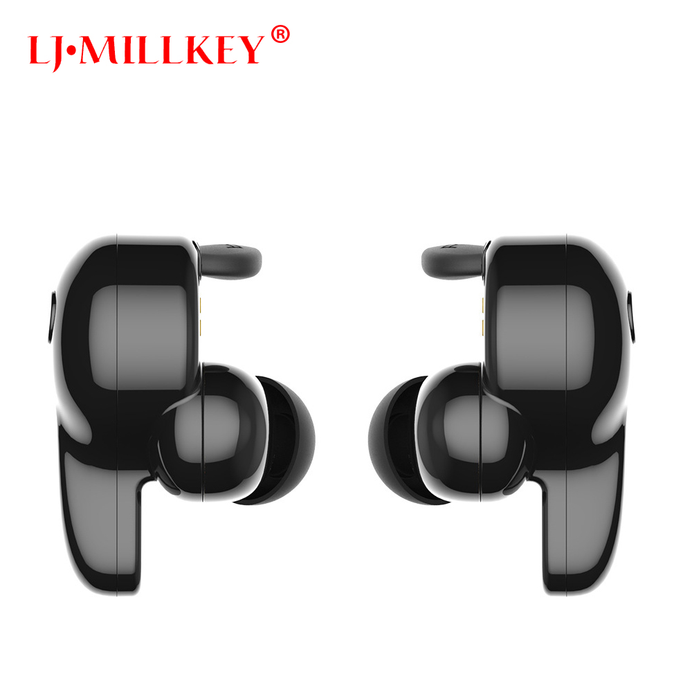TWS 5.0 Wireless Bluetooth Headset Stereo Handfree Sports Bluetooth Earphone With Charging Box For phone Android YZ208 a7 tws wireless bluetooth headset stereo handfree sports bluetooth earphone with charging box for iphone android pk x2t i7 i7s