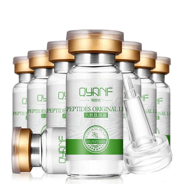 Argireline Hyaluronic Liquid Six Peptides Anti Wrinkle Anti Aging Skin Whitening Cream Instantly Ageless Skin Care Face Care