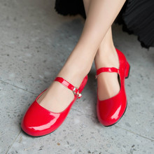 b429944383 Buy black cute heel shoes and get free shipping on AliExpress.com