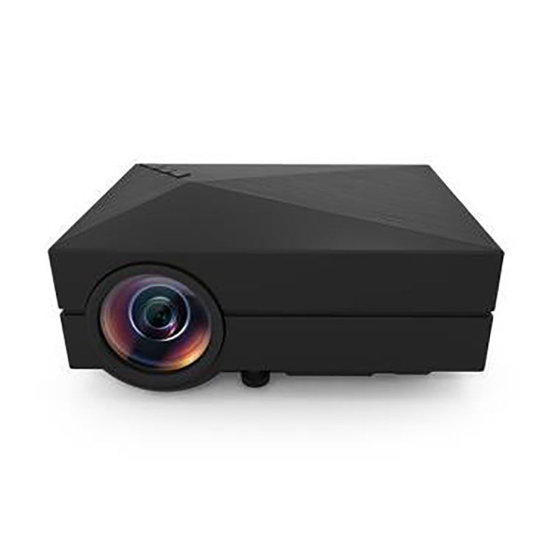 ФОТО  NEW STYLE Mini Portable HD LED Projector Home Cinema Theater PC VGA USB SD AV HDMI GM60