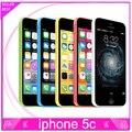 Завода разблокирована оригинальный iPhone 5C GSM IOS 16 ГБ / 32 ГБ хранения двухъядерный 4.0 дюймов экран GPS WIFI используется сотовых телефонов бесплатная доставка