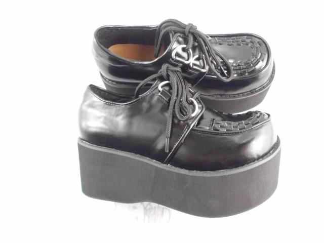 Принцесса сладкий панк обувь индивидуальные Европейский мелочей на толстой подошве обувь высокие Нескользящие нижние Тонкие обувь модные
