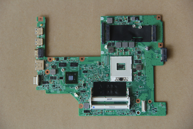 CN-0YJMRV 0YJMRV YJMRV For DELL Vostro 3400 V3400 Laptop motherboard with N11M-GE1-S-B1 GPU Onboard HM57 DDR3 fully tested nvidia n11m lp1 s a3