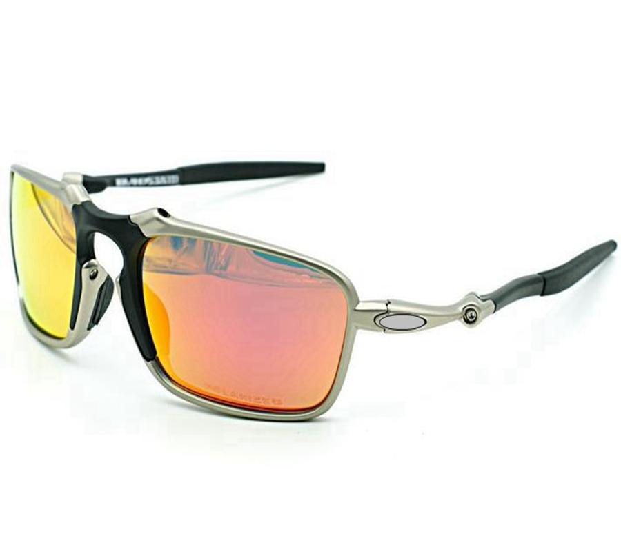 MTB Alloy Frame Polarized Cycling Glasses UV400 Sport Riding Eyewear badmans Bicycle Sunglasses Bike Goggles Oculos gafas 6020-1 oreka ox4029 uv400 protection high nickel alloy frame polarized sunglasses silver