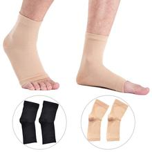 1PCS Compression Elastic Ankle Support Basketball Sports Protector Breathable Protect Mountaineering Brace
