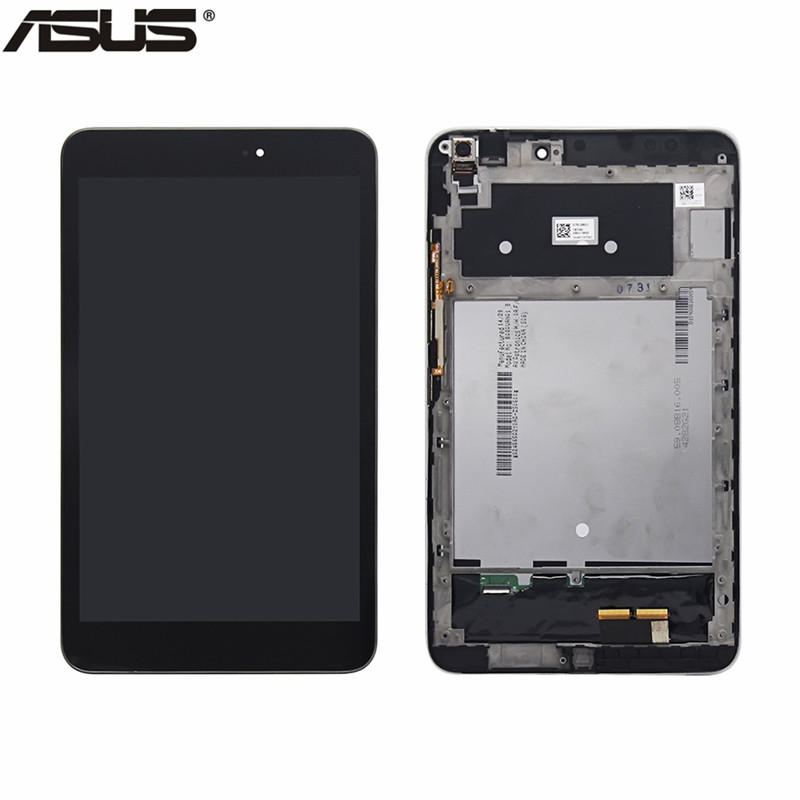 Asus Original LCD Display Touch Screen Assembly Replacement For Asus MeMO Pad 8 ME581 ME581C k01h LCD screen For Asus ME581C 7 inch for asus me173x me173 lcd display touch screen with digitizer assembly complete free shipping