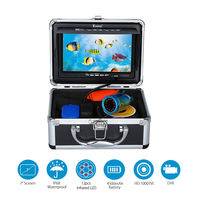 Eyoyo Original 50M Professional Fish Finder Underwater Fishing Video Camera 7 Color Monitor 1000TVL HD CAM