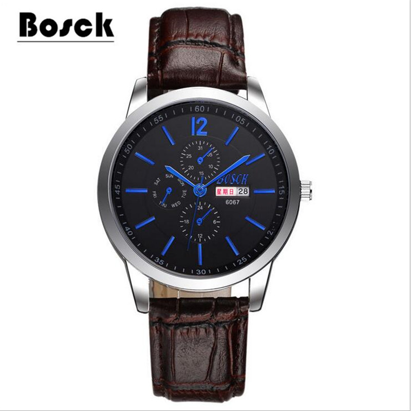 Wooden Quartz Men Watches Casual Wooden Color Leather Strap Watch Wood Male Wristwatch Relojes Relogio Masculino Drop Ship wood watch men vintage square quartz business wristwatch wooden band relojes hombre 2017 bamboo watches male relogio masculino