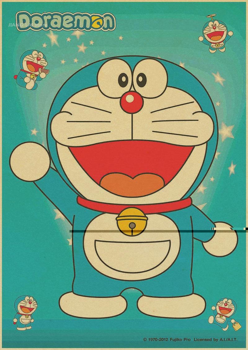 Lukisan Doraemon Di Dinding Sabalukisan