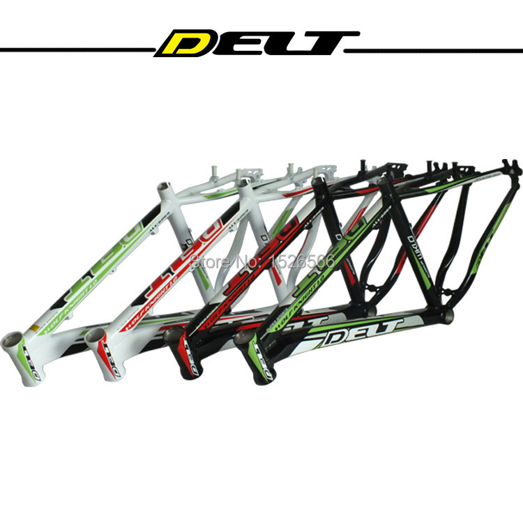 MTB Mountain bike Bicycle frame 26 * 17 inch AL6069 for bike headset 44mm glossy 26 inch 7 21 27speed cross country mountain bike aluminum frame snow beach 4 0 oversized bicycle tire dirt bikes for men