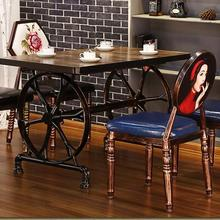 Retro chairs and tables do old bar table and chair. The hote