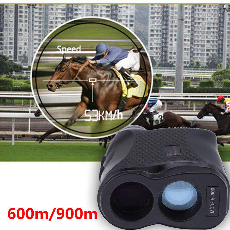 600m/900m/1000 Yards Monocular Telescope Laser Range Finder Distance Height Speed Meter Hunting Golf Laser Magnifier Rangefinder 900m high accuracy range finder telescope rangefinder monocular for r golf hunting measure multifunctional laser distance meter