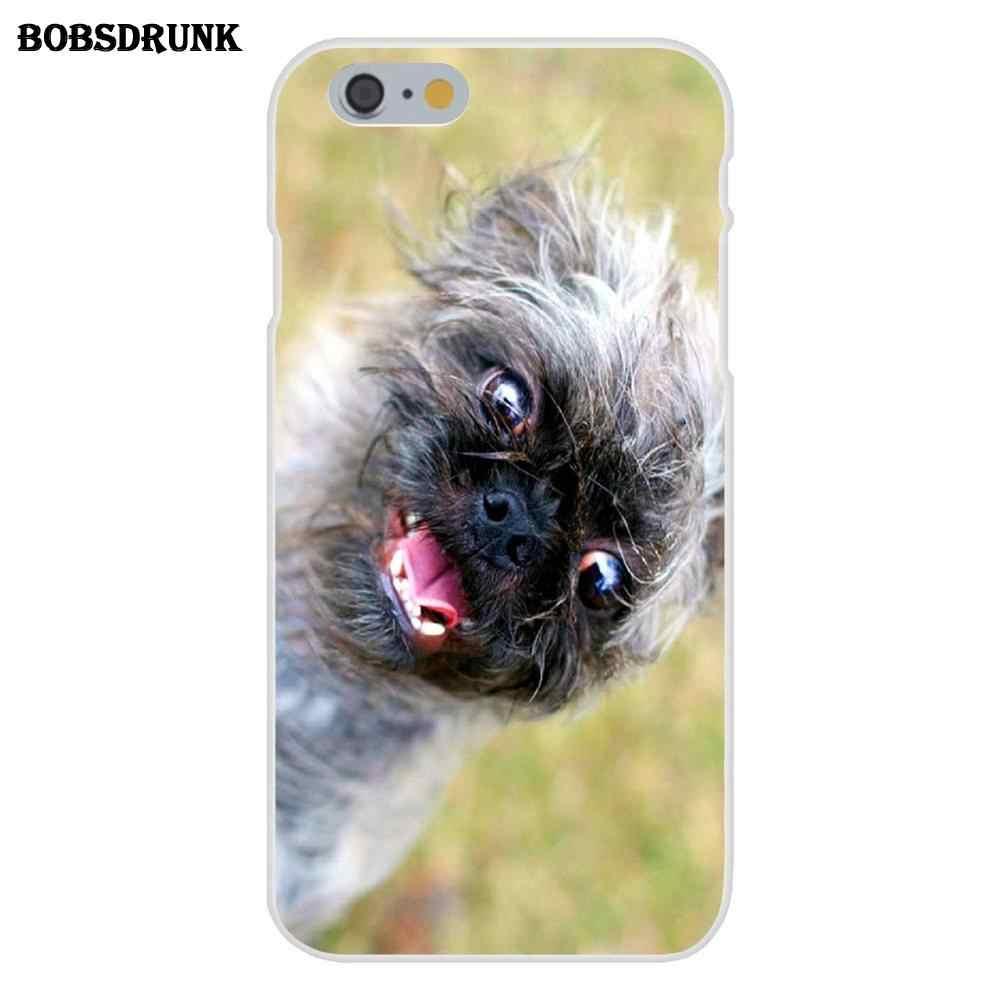 Роскошный для iPhone 4 4s из ТПУ 5 5C SE 6 6 S 7 8 Plus X для Apple iPhone 4 4s 5 5C SE 6 6 S 7 8 Plus X Shih Tzu Shitzu Dog Puppies